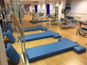 Romana's Pilates Madrid