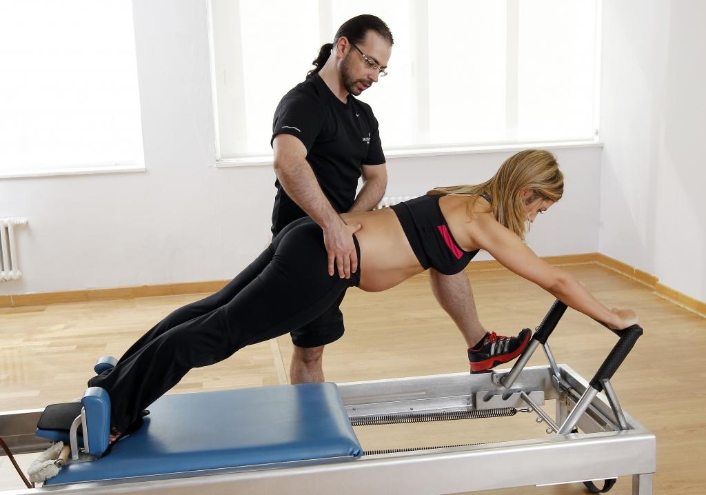 Pilates para embarazadas Madrid. Perdidas de orina en el embarazo