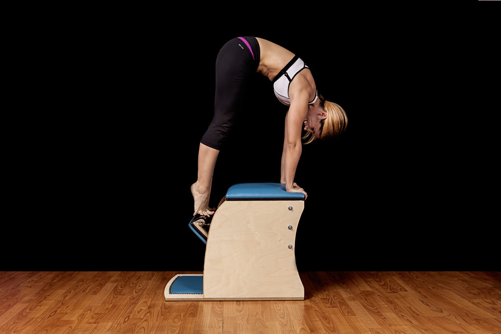 Wunda chair aparatos de pilates