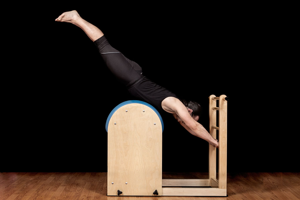 LADDER BARREL aparatos de pilates
