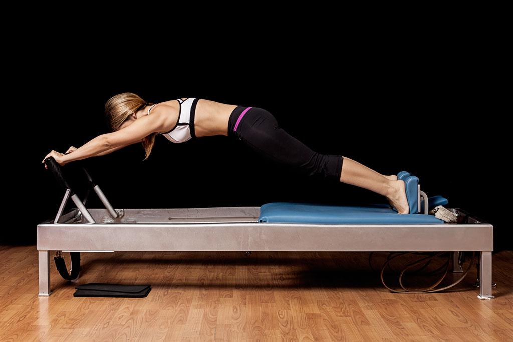 Reformer aparatos de pilates