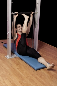 guillotina aparatos de pilates
