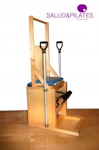 Sillas del método pilates. Silla eléctrica.