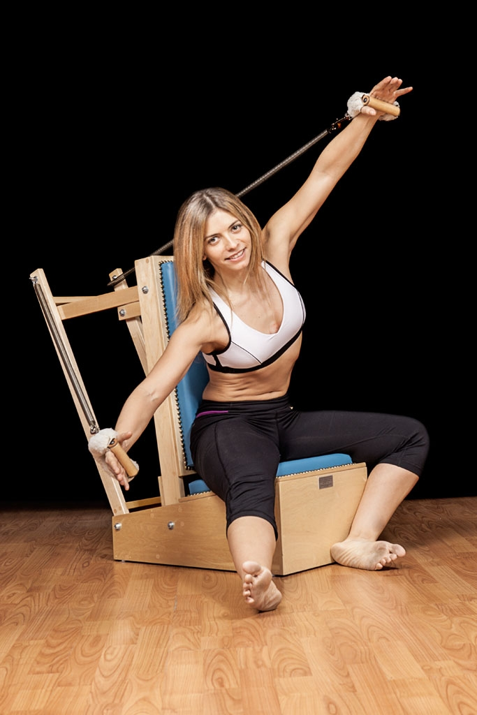 Baby chair pilates en madrid