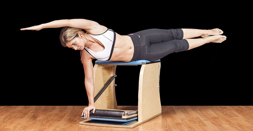 wunda chair romana's pilates