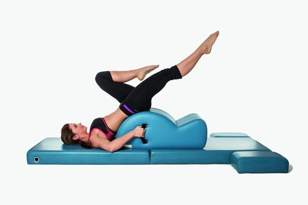 Spin corrector aparatos de pilates