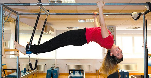 pilates madrid